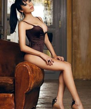 eurasian escort in luxury hotel